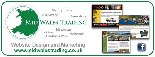 Website Designed for Toms Mowers By Mid Wales Trading Online Groundcare Shops